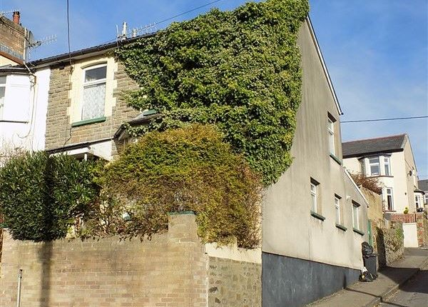 Thumbnail End terrace house for sale in Richmond Road, Six Bells
