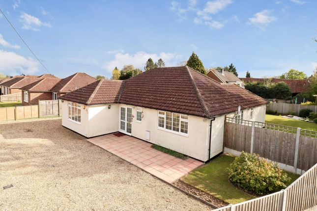 Thumbnail Detached bungalow for sale in The Braid, Chesham