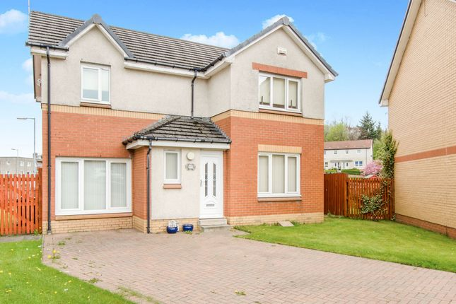 Thumbnail Detached house for sale in Newtyle Drive, Crookston, Glasgow