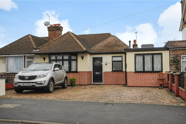 Thumbnail Semi-detached bungalow for sale in Jubilee Drive, Ruislip, Middlesex