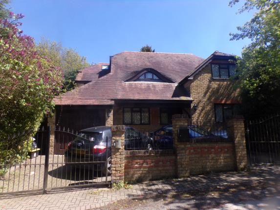 Thumbnail Detached house for sale in Stacey Drive, Langdon Hills, Basildon