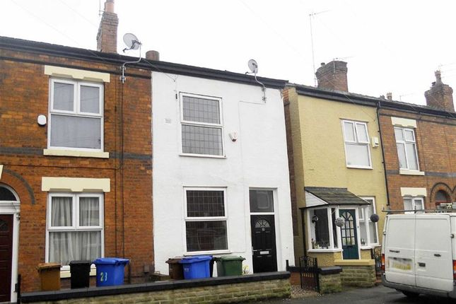 Thumbnail End terrace house for sale in Dundonald Street, Heaviley, Stockport