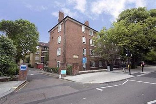 Thumbnail Flat to rent in Robert Owen House, Fulham Palace Road, London