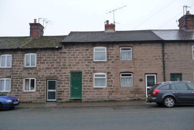 Thumbnail Property to rent in The Hill, Cromford, Matlock