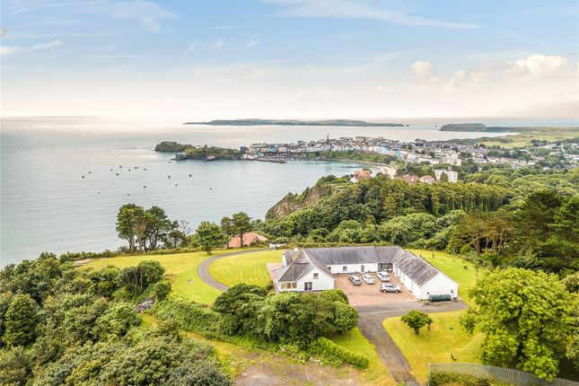 5 bed detached house for sale in Clovers, North Cliffe, Tenby, Pembrokeshire