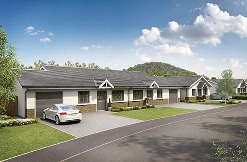 Thumbnail Bungalow for sale in River, Auldyn Meadow, Ramsey, Isle Of Man