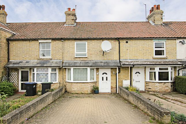 Thumbnail Terraced house for sale in Mildenhall Road, Fordham