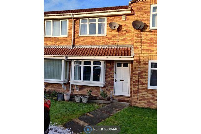 2 bed terraced house to rent in Twickenham Court, Seghill, Cramlington NE23