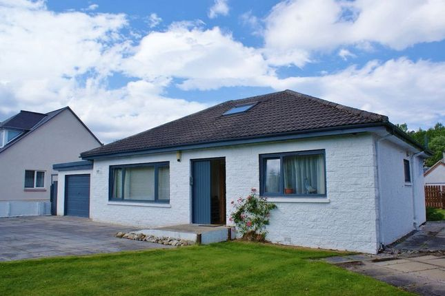 Thumbnail Detached bungalow for sale in Craigdhu Road, Newtonmore