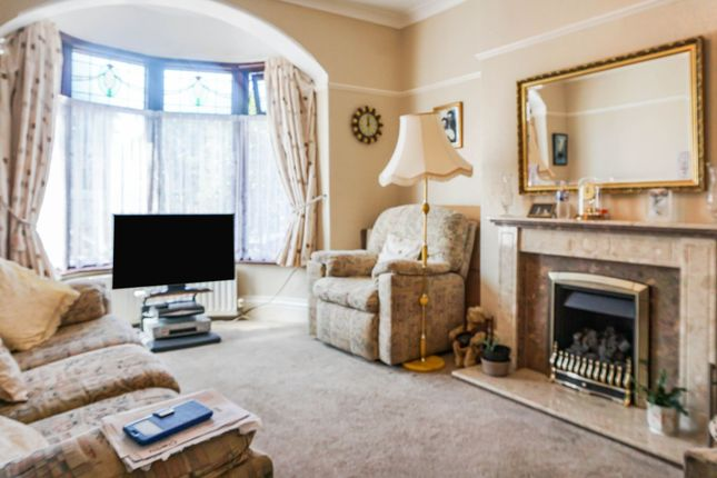 3 bed terraced house for sale in Queen Victoria Road, Blackpool FY1