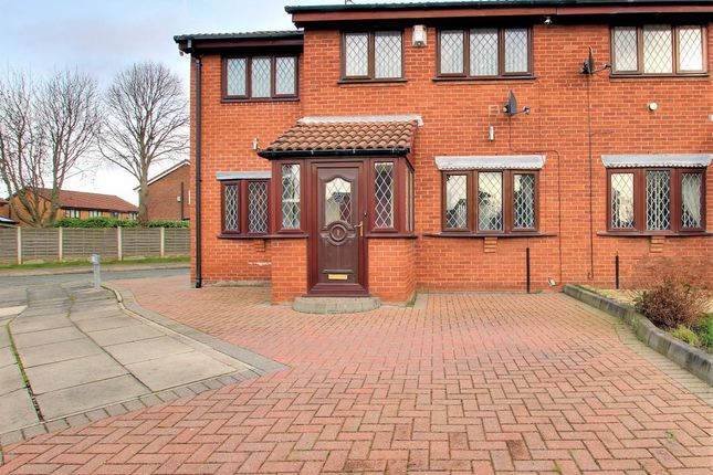 Thumbnail Semi-detached house for sale in The Bales, Bootle