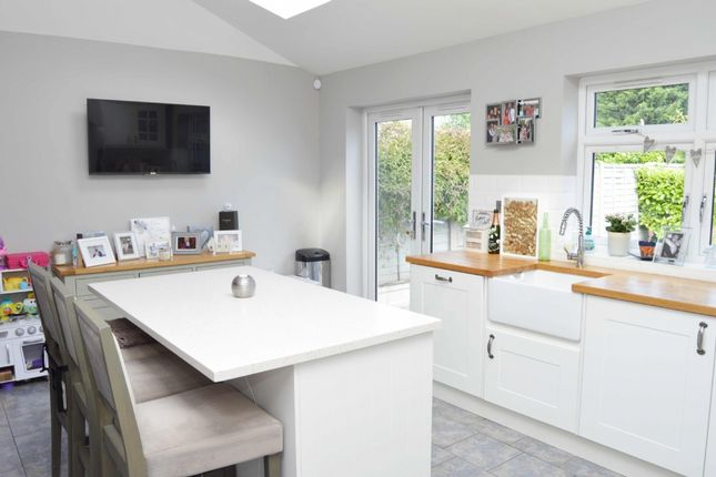 Thumbnail Semi-detached house for sale in Sackville Crescent, Harold Wood, Romford
