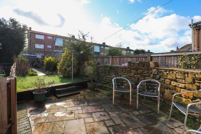 Garden of Hall Road, Handsworth, Sheffield S13