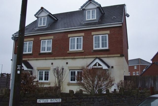 Thumbnail Semi-detached house for sale in The Mews, Aberavon, Port Talbot