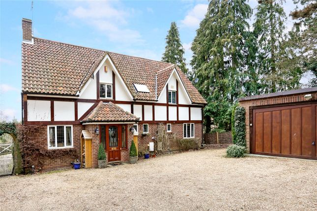 Thumbnail Detached house for sale in Blind Lane, Bourne End, Buckinghamshire