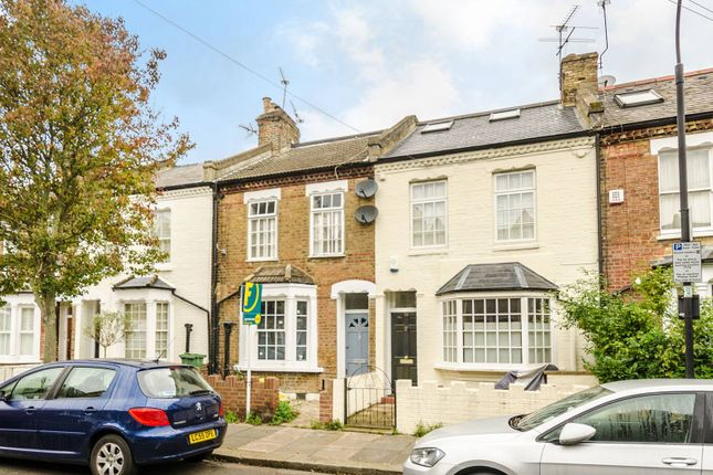 Thumbnail 2 bed flat for sale in Hugon Road, Fulham, London