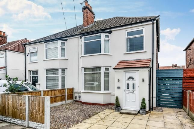 3 bed semi-detached house for sale in Miller Avenue, Liverpool L23