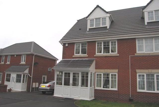 6 bed semi-detached house for sale in Narel Sharpe Close, Birmingham