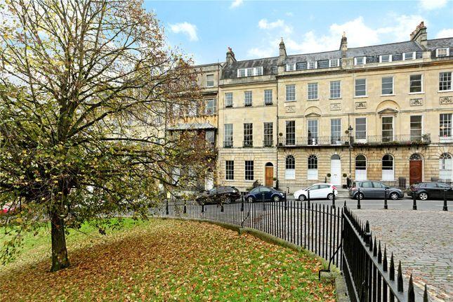3 bed maisonette for sale in Marlborough Buildings, Bath