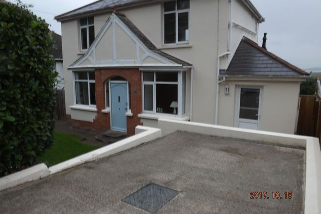 Thumbnail Detached house to rent in Atlantic Way, Westward Ho!