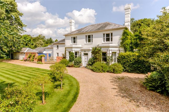 Thumbnail Detached house for sale in Thackhams Lane, Hartley Wintney, Hampshire