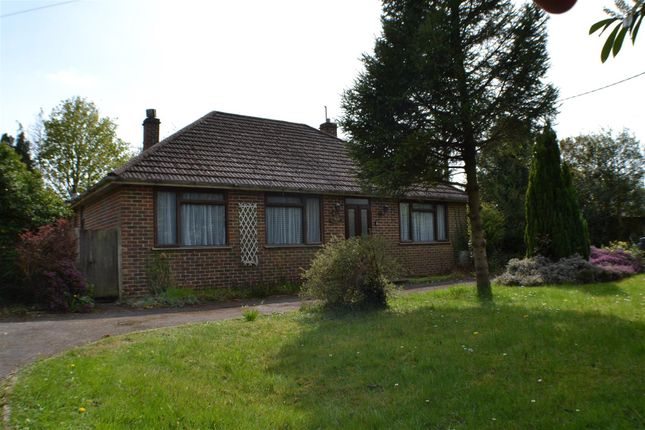 Thumbnail Detached bungalow for sale in Wakeford Court, Silchester Road, Pamber Heath, Tadley