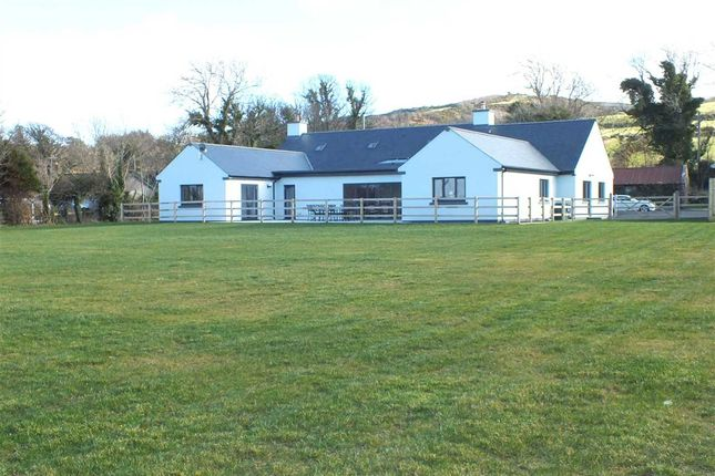 Thumbnail Bungalow for sale in Allandale, Ballamanagh Road, Sulby