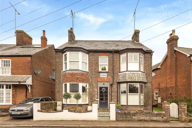 Thumbnail Semi-detached house for sale in High Street, Kimpton, Hitchin