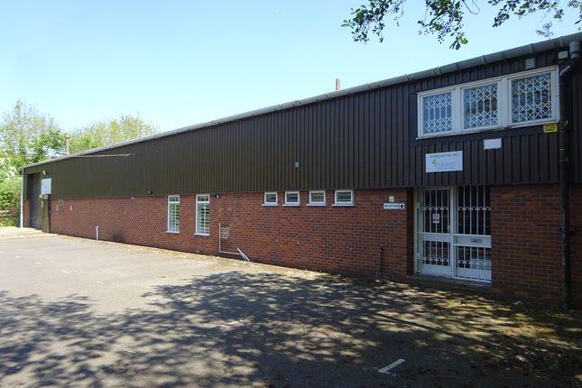Thumbnail Warehouse to let in Phase 2 Debdale Lane Industrial Estate, Keyworth, Nottinghamshire