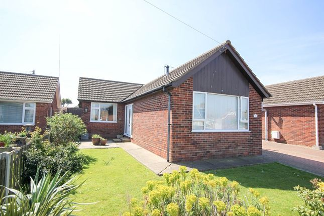 Thumbnail Detached bungalow for sale in Arnold Avenue, Caister-On-Sea, Great Yarmouth