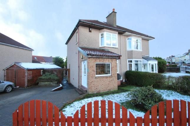 Thumbnail Semi-detached house for sale in Thornbridge Road, Garrowhill, Glasgow, Lanarkshire