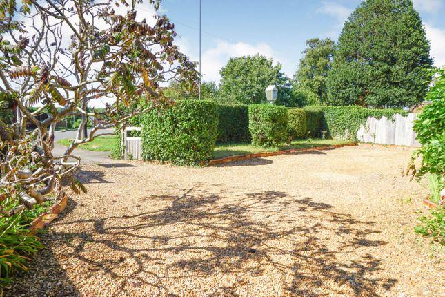 Driveway of Wellingborough Road, Finedon NN9
