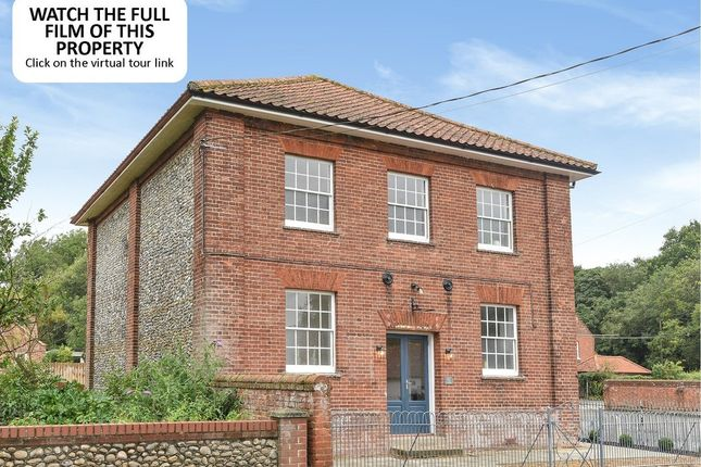 Thumbnail Barn conversion for sale in The Street, Hindolveston, Dereham