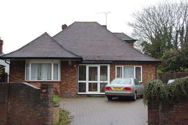 Thumbnail Detached bungalow to rent in Old Bedford Road, Old Bedford Road, Luton