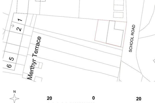 Refused - Proposed Block Plan