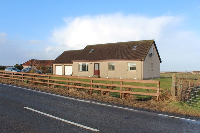 Detached house for sale in Tankerness, Orkney