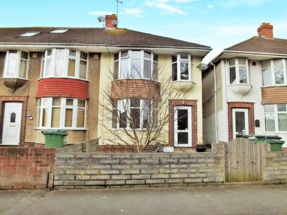 Thumbnail End terrace house for sale in Conygre Road, Filton, Bristol