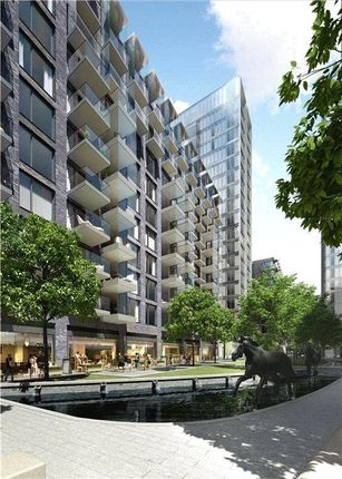 Thumbnail Flat for sale in Kingwood House, Chaucer Gardens, Aldgate