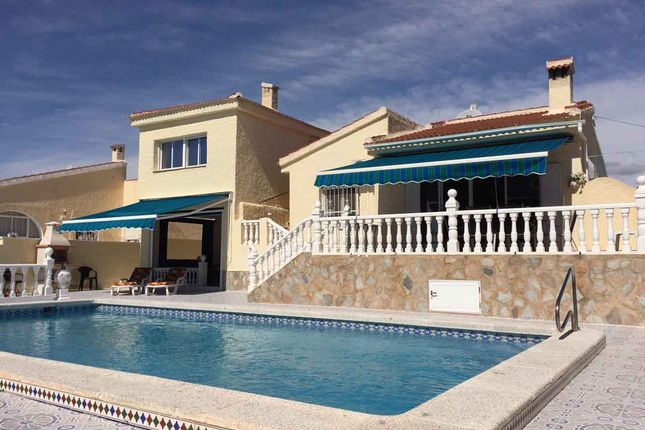 4 Bed Villa, Ciudad Quesada, Rojales, Alicante, Valencia, Spain