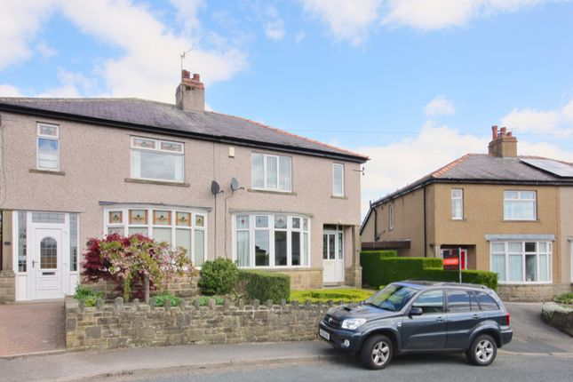 Thumbnail Semi-detached house for sale in Princes Crescent, Skipton