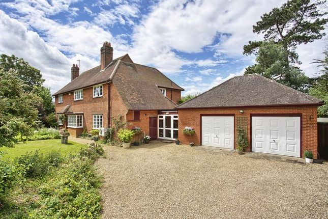 Thumbnail Detached house for sale in Cautherly Lane, Great Amwell, Ware