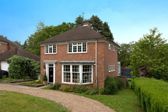 Thumbnail Detached house for sale in Woodhill Avenue, Gerrards Cross, Buckinghamshire