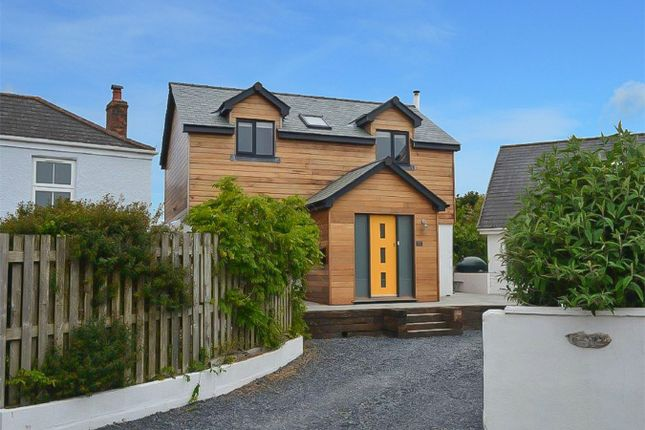 Thumbnail Detached house for sale in The Incline, Portreath, Cornwall