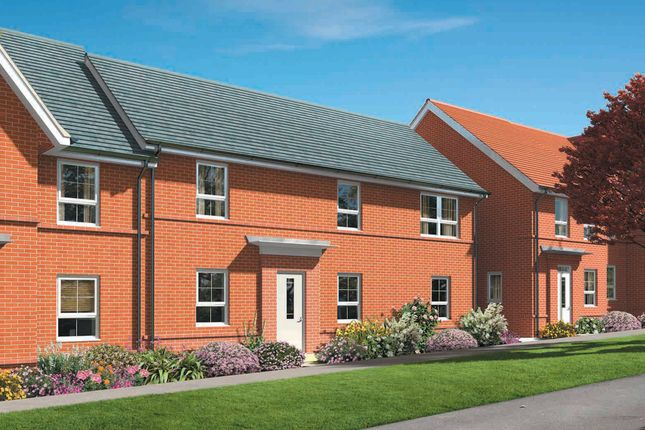 "Thumbnail Flat for sale in ""Alcester"" at Godric Road, Newport"