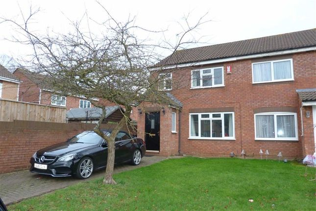 3 bed semi-detached house to rent in Botham Drive, Brislington, Bristol
