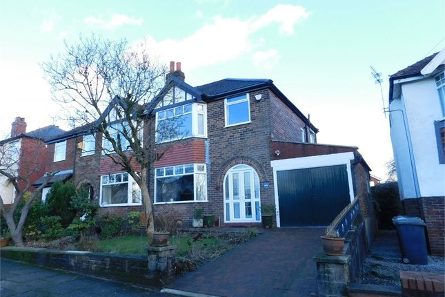 Thumbnail Semi-detached house to rent in Burnley Road, Bury