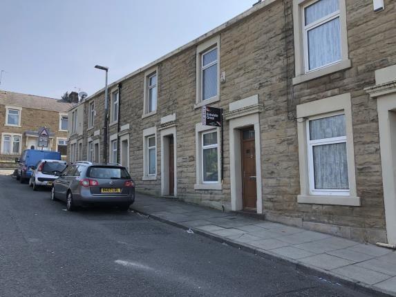 Front of Vale Street, Blackburn, Lancashire BB2