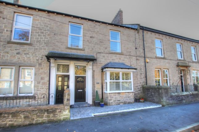Thumbnail Terraced house for sale in Manor Road, Consett