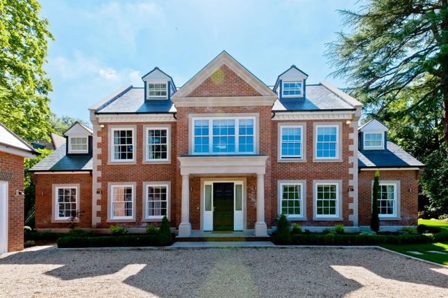 Thumbnail Detached house to rent in London Road, Ascot
