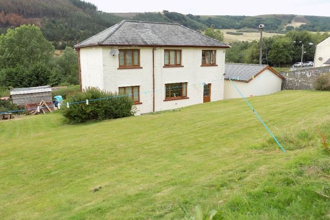 Thumbnail Detached house for sale in Mount Pleasant House, Cwmtillery, Abertillery. 1Jg.
